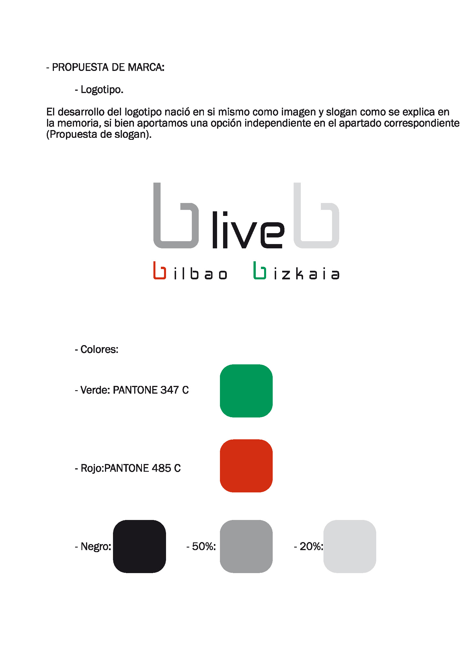 Concurso Identidad Bilbao-Bizkaia