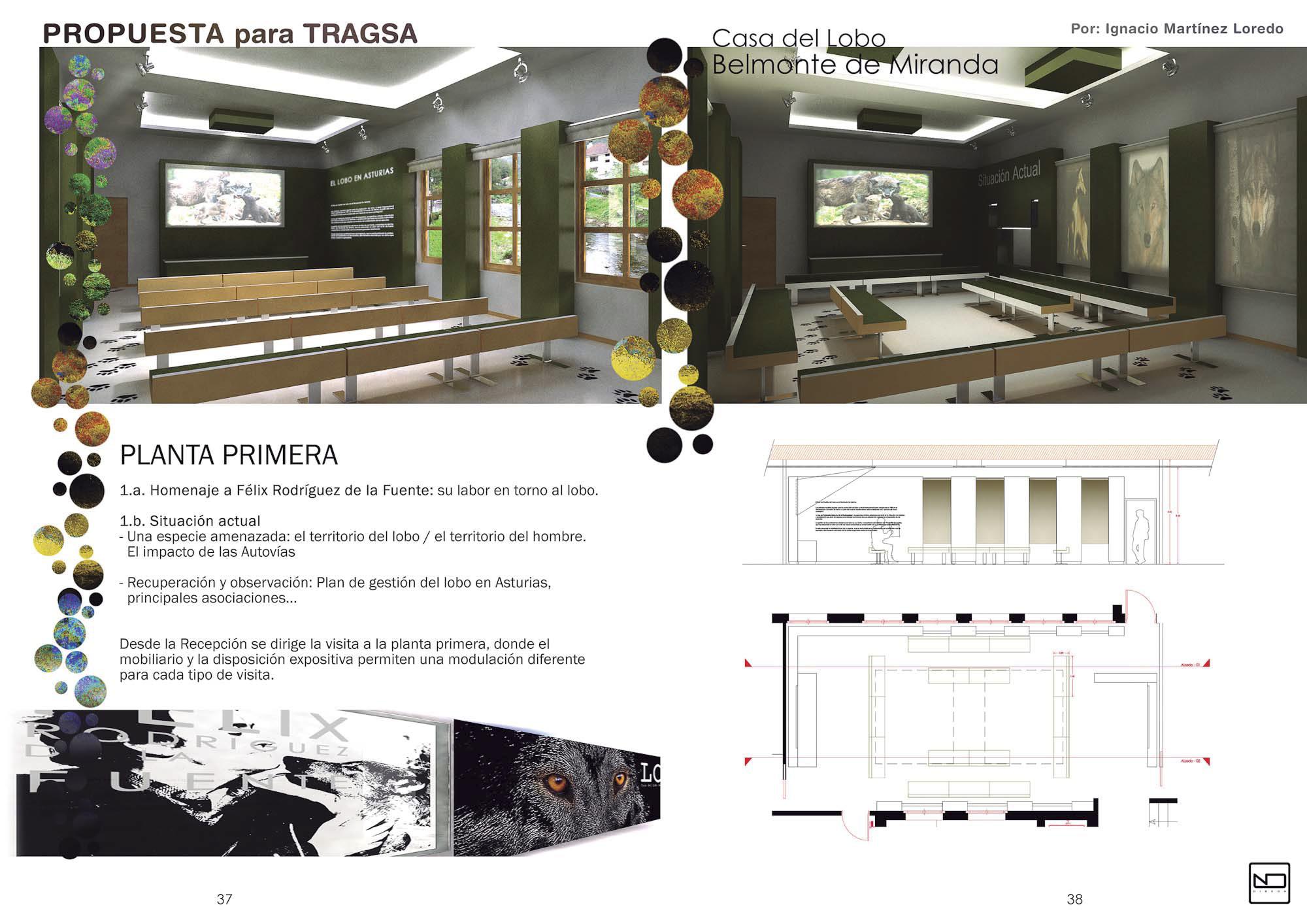 Casa del Lobo - Belmonte de Miranda