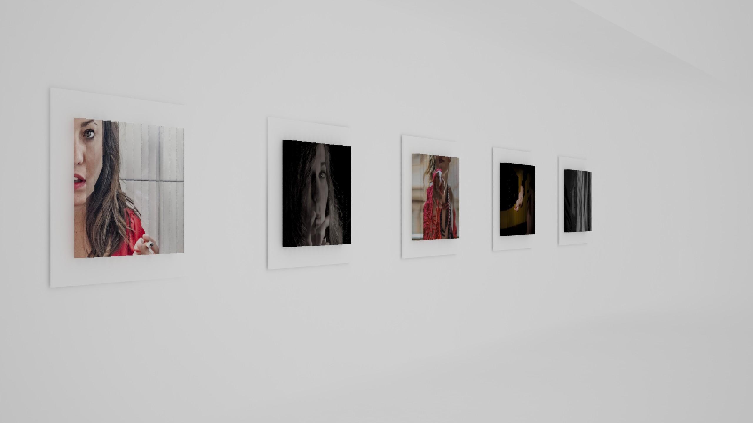 """Exposición """"Entre Líneas"""""""