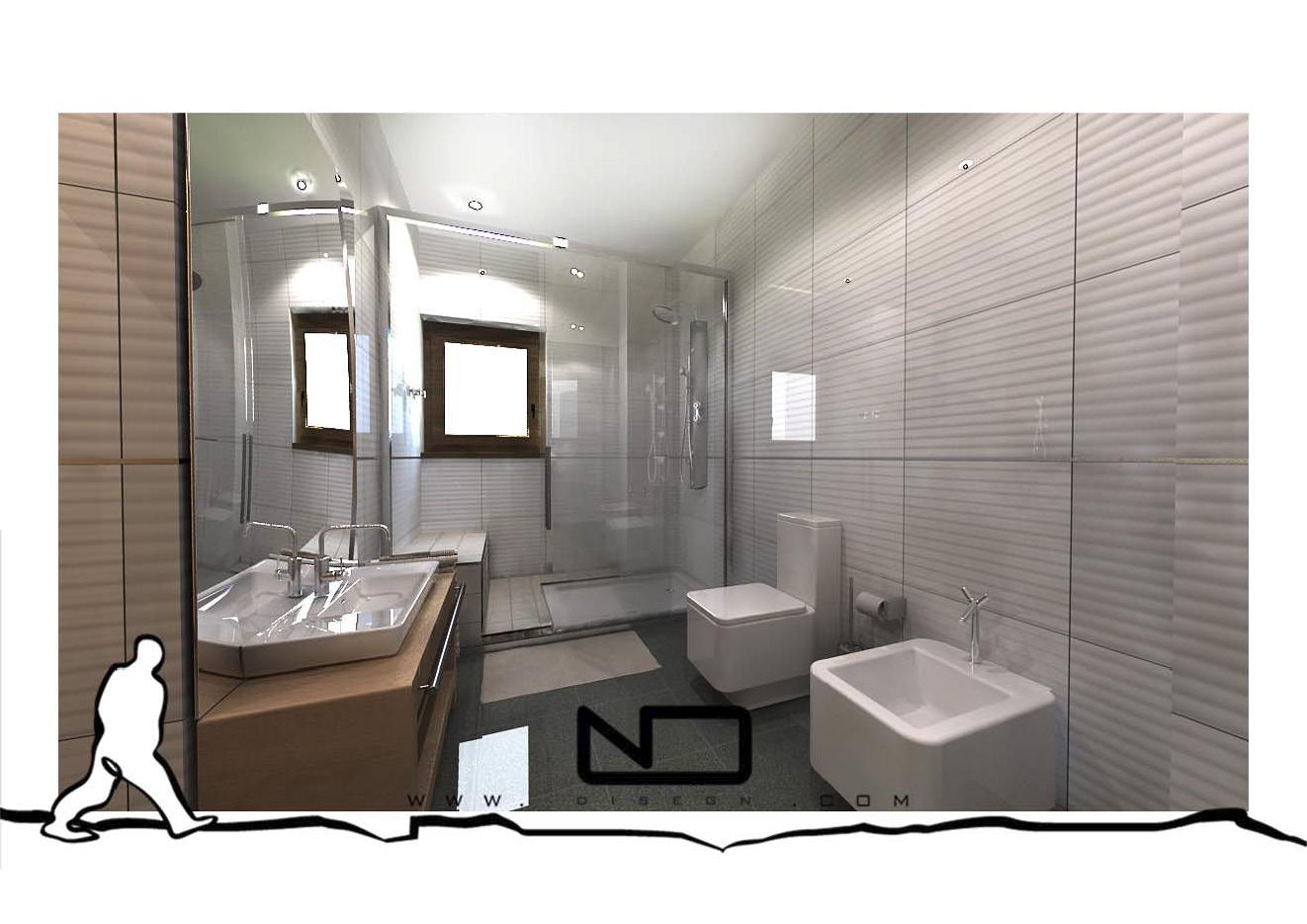 Diseño y decoración interior vivienda unifamiliar en Soto - ASTURIAS